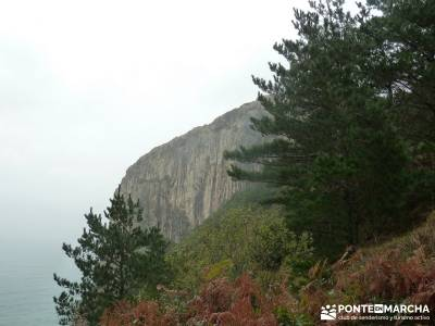 Reserva de la Biosfera Urdaibai - San Juan de Gaztelugatxe;practicar senderismo senderos del monaste